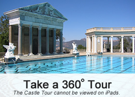 Hearst Castle online tour
