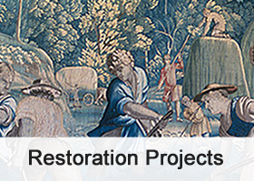 Hearst Castle Preservation Projects